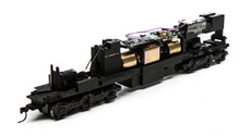 Athearn HO EMD SD40T-2 Chassis, DUE 4/30/2019, LIST PRICE $109.98