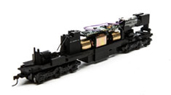 Athearn HO EMD SD45T-2 Chassis, DUE 4/30/2019, LIST PRICE $109.98
