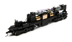 Athearn HO EMD SD40T-2 Snd Chassis, DUE 4/30/2019, LIST PRICE $169.98