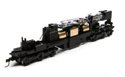 Athearn HO EMD SD45T-2 Snd Chassis, DUE 4/30/2019, LIST PRICE $169.98
