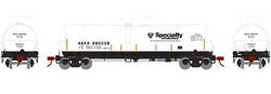 Athearn HO 16000 gal Tank Specialty Mineral 200338, LIST PRICE $35.98