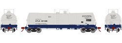 Athearn HO 16000 gal Tank Union Tank UTLX 301588, DUE 10/30/2019, LIST PRICE $35.98