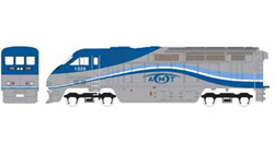 Athearn HO RTR F59PHI  AMTL #1326, DUE 2/15/2020, LIST PRICE $149.98