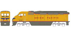 Athearn HO RTR F59PHI  UP #971, LIST PRICE $149.98