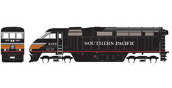 Athearn HO RTR F59PHI  SP #6470, DUE 2/15/2020, LIST PRICE $149.98