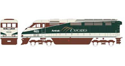Athearn HO RTR F59PHI w/DCC & Sound  Amtrak #465, DUE 2/15/2020, LIST PRICE $219.98