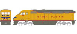 Athearn HO RTR F59PHI w/DCC & Sound  UP #971, DUE 2/15/2020, LIST PRICE $219.98