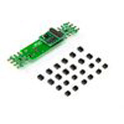 Athearn HO RTR DC-21 Pin Motherboard for LEDs (3)��� , LIST PRICE $59.98