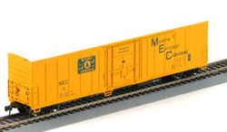 Athearn HO PC&F 57ft Mech Rfr MEC #2, DUE 9/30/2019, LIST PRICE $29.98