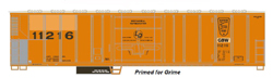 Athearn HO PC&F 57ft Mech Reefer GB&W 11216, LIST PRICE $29.98