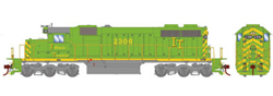 Athearn HO SD39 IT 2306, DUE 7/30/2019, LIST PRICE $149.98