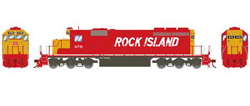 Athearn HO SD40-2 Rock Island 4791, LIST PRICE $149.98