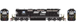 Athearn HO RTR SD40-2, NS #3277, LIST PRICE $149.98