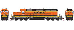 Athearn HO RTR SD39-2, BNSF/Wedge #1893, DUE 3/20/2019, LIST PRICE $149.98