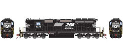 Athearn HO RTR SD40-2 w/DCC & Sound, NS #3239, LIST PRICE $209.98