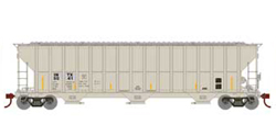 Athearn HO FMC 4700 Cvrd Hpr Interstate Commodities #5041, DUE 6/20/2020, LIST PRICE $37.98