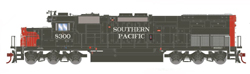 Athearn HO EMD SD40T-2 SP 8300, LIST PRICE $139.98