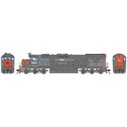 Athearn HO EMD SD45T-2 NREX SP Patch9323, DUE 4/30/2019, LIST PRICE $149.98