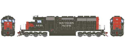 Athearn HO SD40  SP 8448, LIST PRICE $139.98