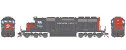 Athearn HO SD40R SP Stencil Letter 7310, LIST PRICE $139.98