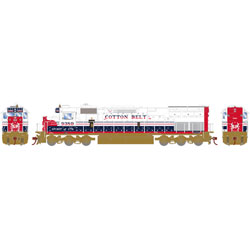 Athearn HO EMD SD45T-2 SSW Cotton Belt Bicentenial 9389, LIST PRICE $149.98