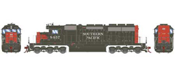 Athearn HO SD40  SP Snd8457, LIST PRICE $199.98