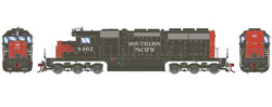 Athearn HO SD40  SP Snd8462, LIST PRICE $199.98
