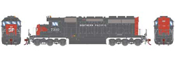 Athearn HO SD40R SP Stencil Letter Snd 7310, DUE 2/28/2018, LIST PRICE $199.98