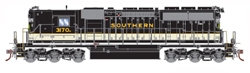Athearn HO SD40 NS B/W Heritage #3170w, LIST PRICE $139.98
