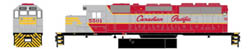 Athearn HO RTR SD40, CPR #5501, LIST PRICE $119.98