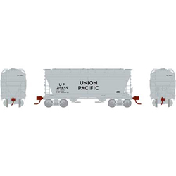 Athearn HO ACF 2970 Cvrd Hpr UP #219655, DUE 12/30/2020, LIST PRICE $44.98