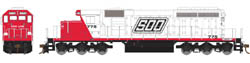 "Athearn HO RTR SD40-2 w/81"" Nose, SOO #778, LIST PRICE $109.98"