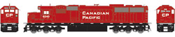Athearn HO RTR SD60, CPR #6240, LIST PRICE $129.98