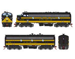 Athearn Genesis HO EMD FP7 A/ F7B Frisco #5045 5142, DUE 1/30/2021, LIST PRICE $459.98