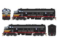 Athearn Genesis HO EMD FP7 A/A SP BW #6451 6459, DUE 1/30/2021, LIST PRICE $459.98