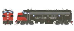 Athearn Genesis HO EMD FP7 A/A SP Bloody Nose #6453 6461, DUE 1/30/2021, LIST PRICE $459.98
