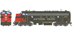 Athearn Genesis HO EMD FP7 A/A Snd SP Bloody Nose #6453 6461, DUE 1/30/2021, LIST PRICE $619.98