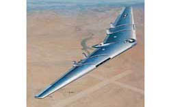 Cyber Hobby Model 1/200 YB-49 Flying Wing, New Tool, LIST PRICE $27