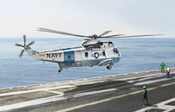 Cyber Hobby Model SEA KING SH-3G USN 1:72, LIST PRICE $48.79