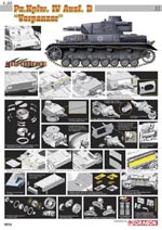 Cyber Hobby Model Pz.Kpfw.IV Ausf.D 1:35        , LIST PRICE $69.95