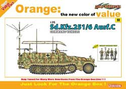 Cyber Hobby Model Sd.Kfz.256/6 Ausf.C 1:35, LIST PRICE $48