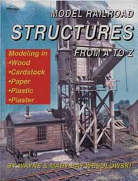 White River Productions  Model Railroad Structures, LIST PRICE $15.95
