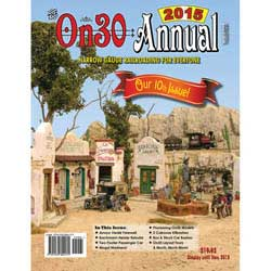 White River Productions 2015 On30 Annual, LIST PRICE $19.95