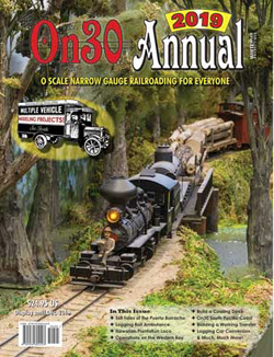 White River Productions 2019 On30 Annual Softcover, LIST PRICE $24.95
