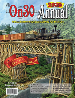 White River Productions 2020 On30 Annual Softcover, LIST PRICE $24.95