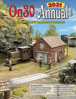 White River Productions 2020 On30 Annual Softcover, DUE 5/8/2021, LIST PRICE $24.95