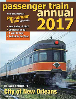 White River Productions 2017 Pass Train Annual, LIST PRICE $19.95