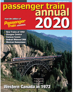 White River Productions Pass Train Annual 2020, LIST PRICE $24.95