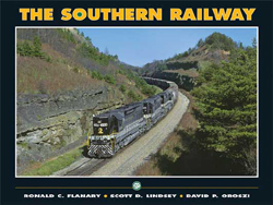 White River Productions The Southern Railway Hardcover 256 Pages, LIST PRICE $79.95