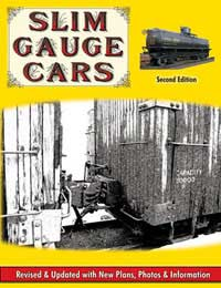 White River Productions  Slim Guage Cars: 2nd Edtn, LIST PRICE $19.95